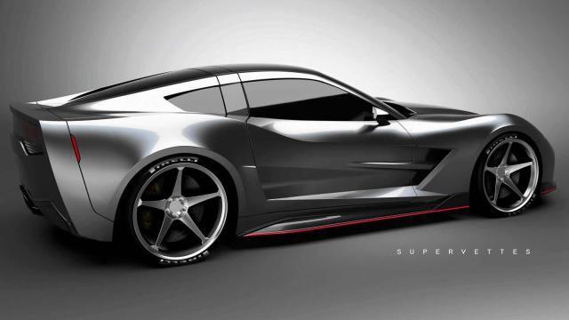 Chevrolet Corvette By Supervettes Chevrolet Corvette Corvette