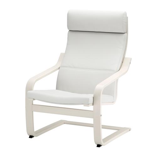 Ikea Us Furniture And Home Furnishings Ikea Chair Ikea Poang Chair White Cushions
