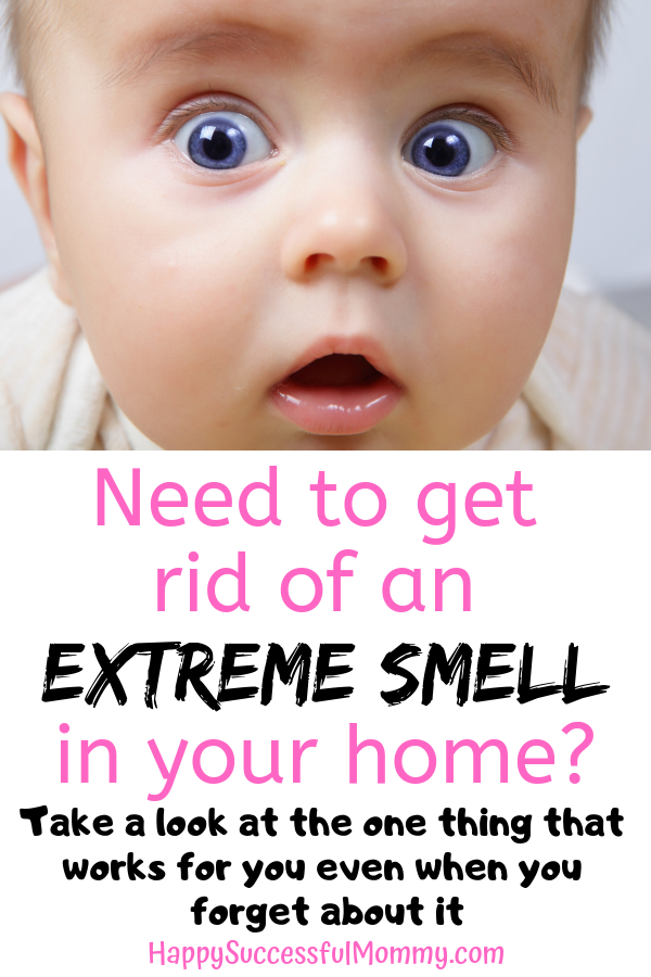 How To Get Rid Of A Smell In Your Nose