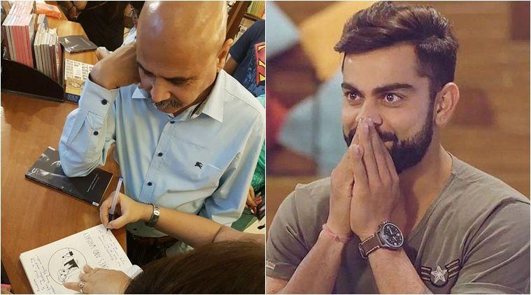 Anushka sharmas father gifts soninlaw virat kohli a