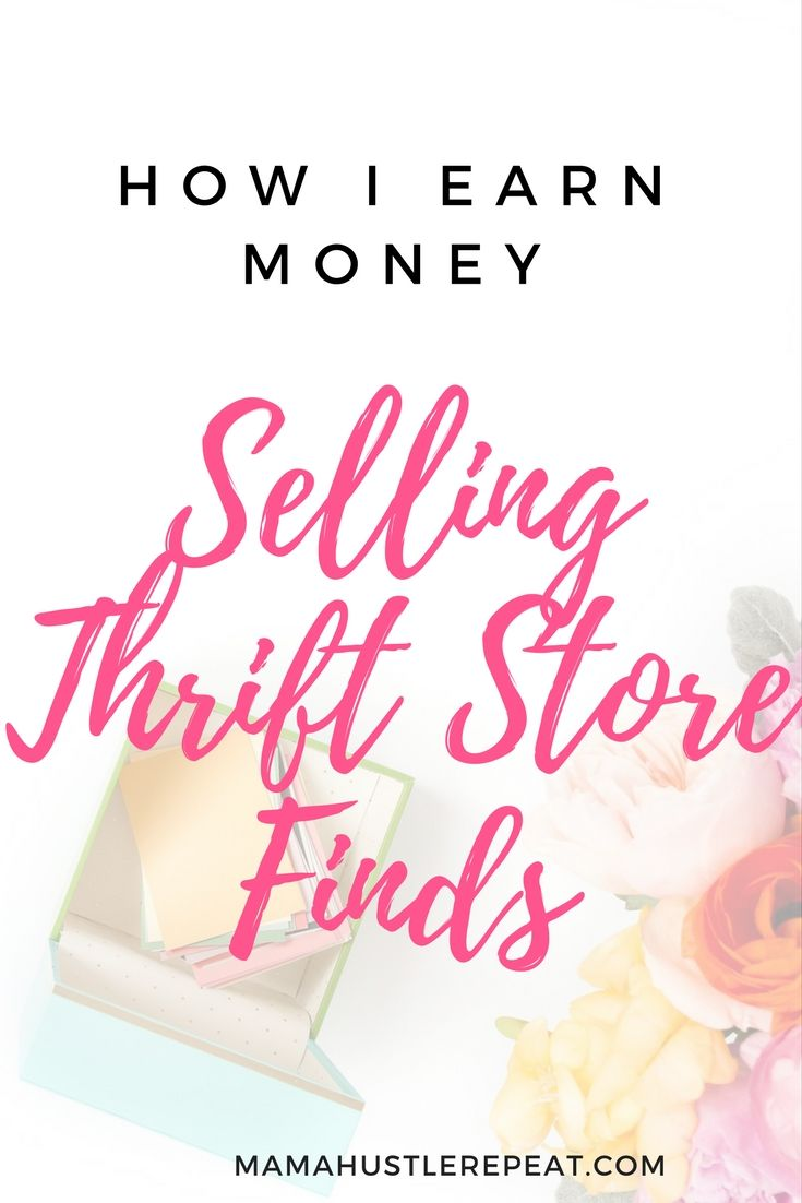 Learn How I Make Money From Home By Reselling Thrift Store Finds For - What information is required on an invoice online thrift store clothes