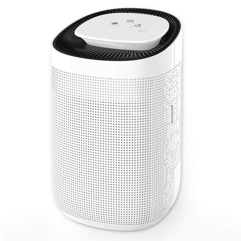 Honati Small Dehumidifier,Ultraquiet Mini Portable