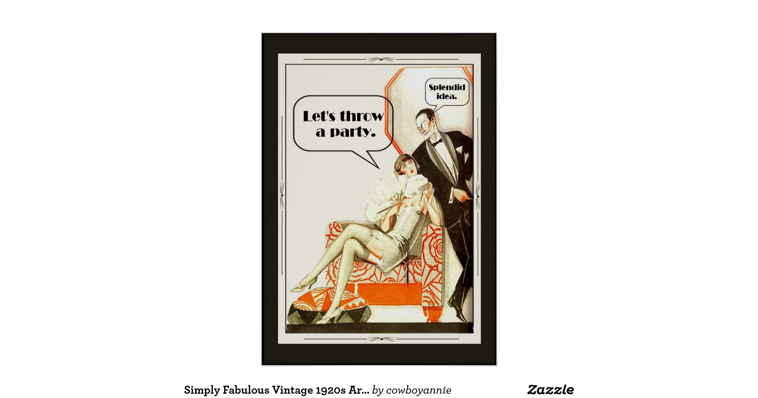 1920s party posters - Google Search