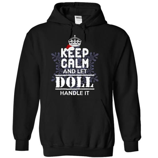 DOLL-Special For Christmas - #mens shirt #tshirt decorating. PRICE CUT  => https://www.sunfrog.com/Names/DOLL-Special-For-Christmas-ecsqebdsno-Black-13303231-Hoodie.html?id=60505