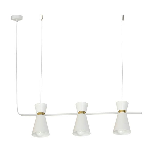 Zyrandol Kedar White 988e Listwa Bialy Aldex Lamp Decor Home Decor