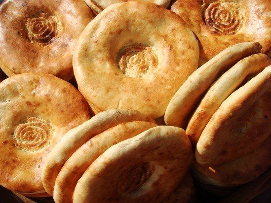 Bread Recipe Types Afghan Kitchen Recipes Afghan Food