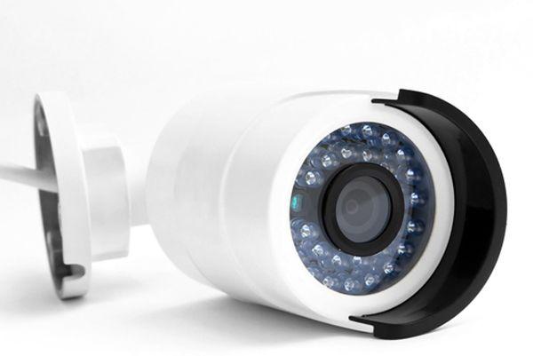 IP kamera (Dengan gambar)