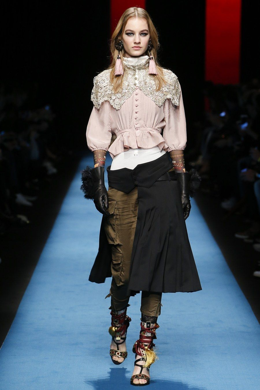 Fall dsquared2 runway review forecast dress in summer in 2019