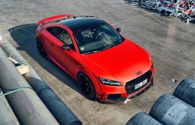 Abt Audi Tt Rs R Abt Abtsportsline Allthewayabt Audi Ttrs