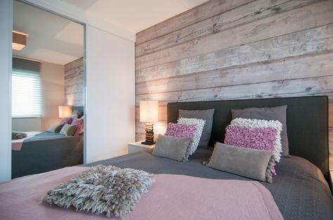 Slaapkamer Van Steigerhout.Slaapkamer Met Steigerhout Behang Google Zoeken My Space In