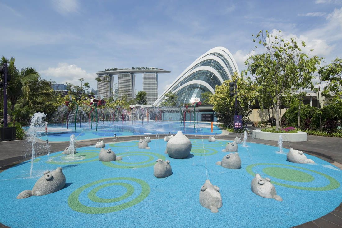 Children's Festival Gardens By The Bay