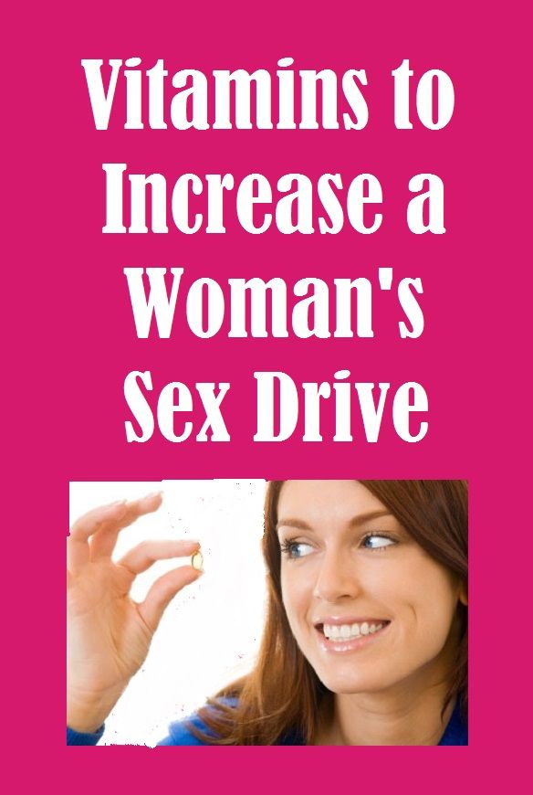 Vitmans for female sex drive