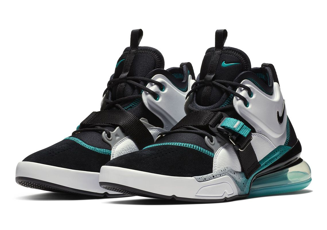 best sneakers b78a3 c3a2d Is This Nike Air Force 270 Inspired By The Air Command Force
