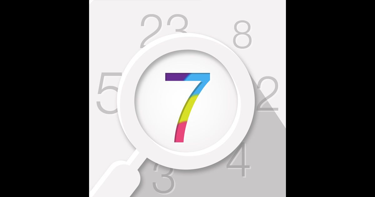 Next Numbers on the App Store Best apps, Ipod touch, Ipad