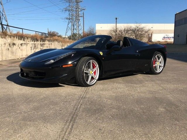 Awesome Awesome 2014 Ferrari 458 Base Convertible 2 Door 2014