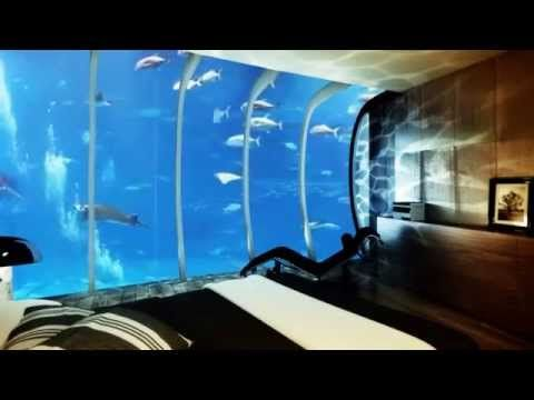 underwater hotel atlantis. Underwater Hotel Room. Atlantis Hotel, Dubai To Book: Http://hotels
