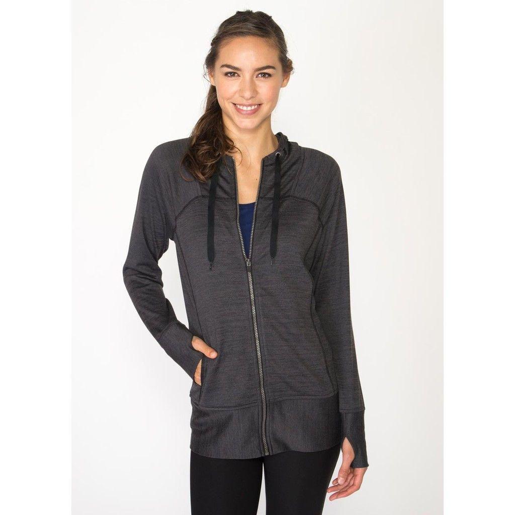 Studio Lightweight Sweater Full-Zip Hoodie | Products | Pinterest ...