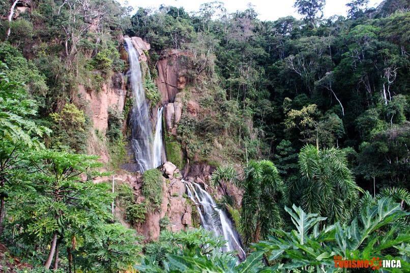 Catarata Boca de Tigre, Chanchamayo - Región Junín