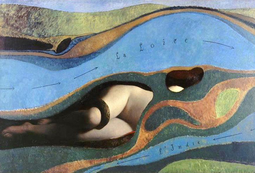 Max Ernst u2013 Le Jardin de la France, 1962 Textures Pinterest