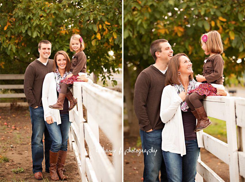 Family of Three - Bethany F Photography