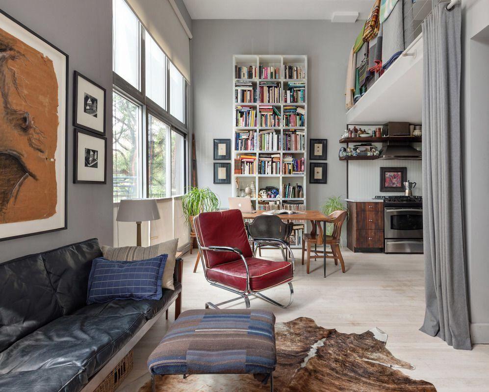 Studio apartment in Williamsburg Brooklyn [997x800] (i