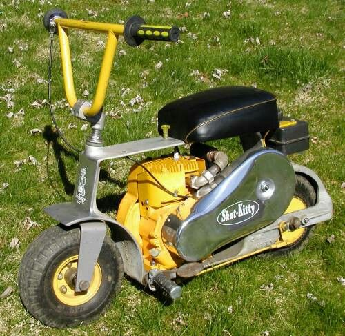 Dwarf Cars For Sale: Hooked On Minibikes