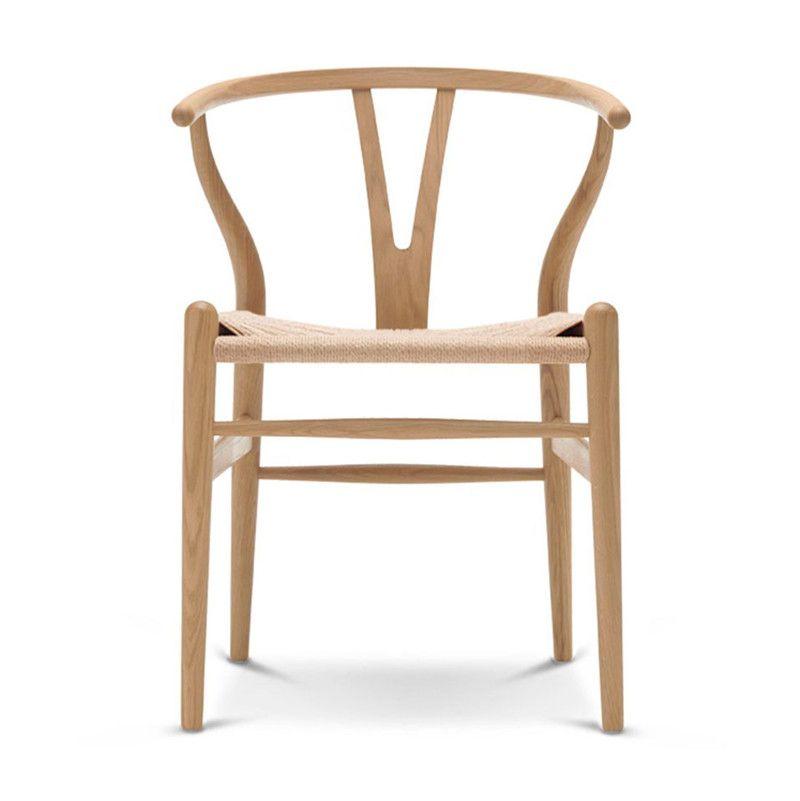 CH24 Y stolen fra Carl Hansen & Søn Designklassiker