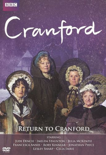 Cranford: Return to Cranford [DVD] [2009] in 2019   Products