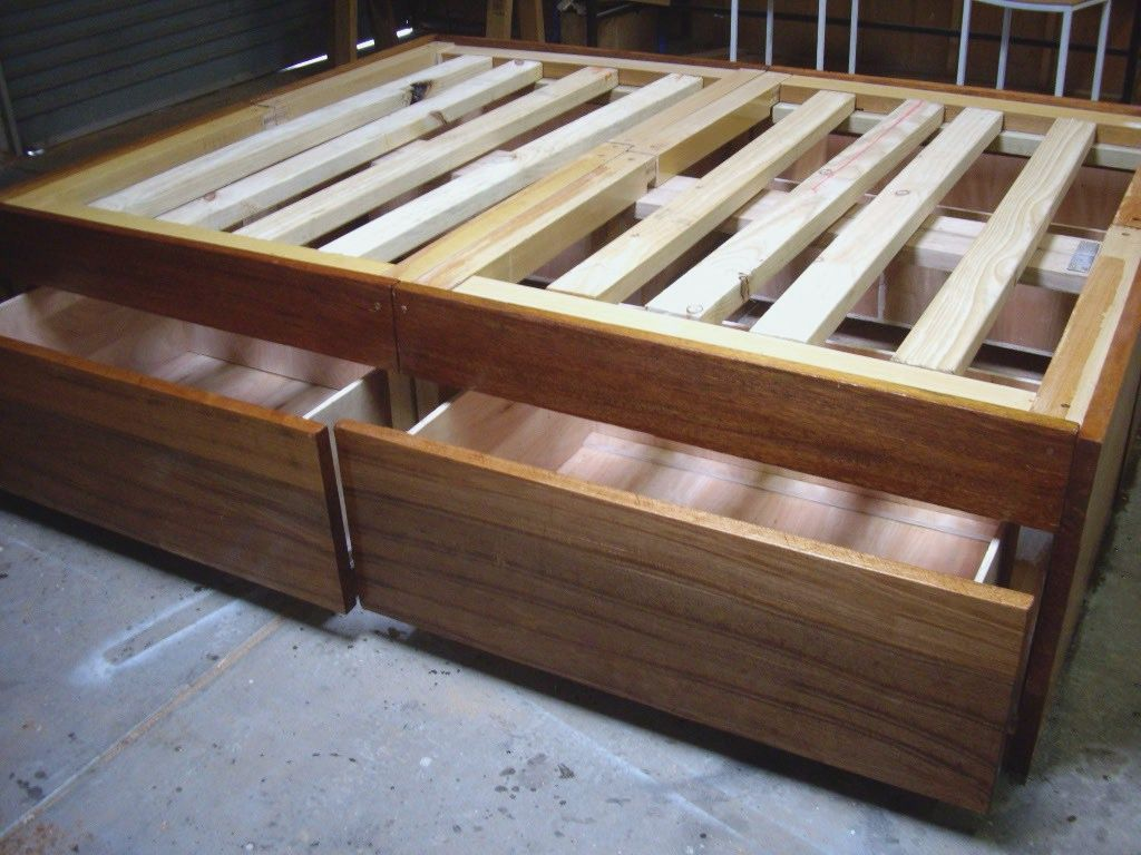 Diy Queen Bed Frame Dimensions More Picture Diy Queen Bed Frame