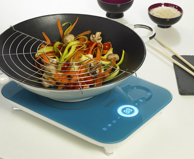 Samsung Quot Cook Idol Quot Induction Hob Helpful And Innovative