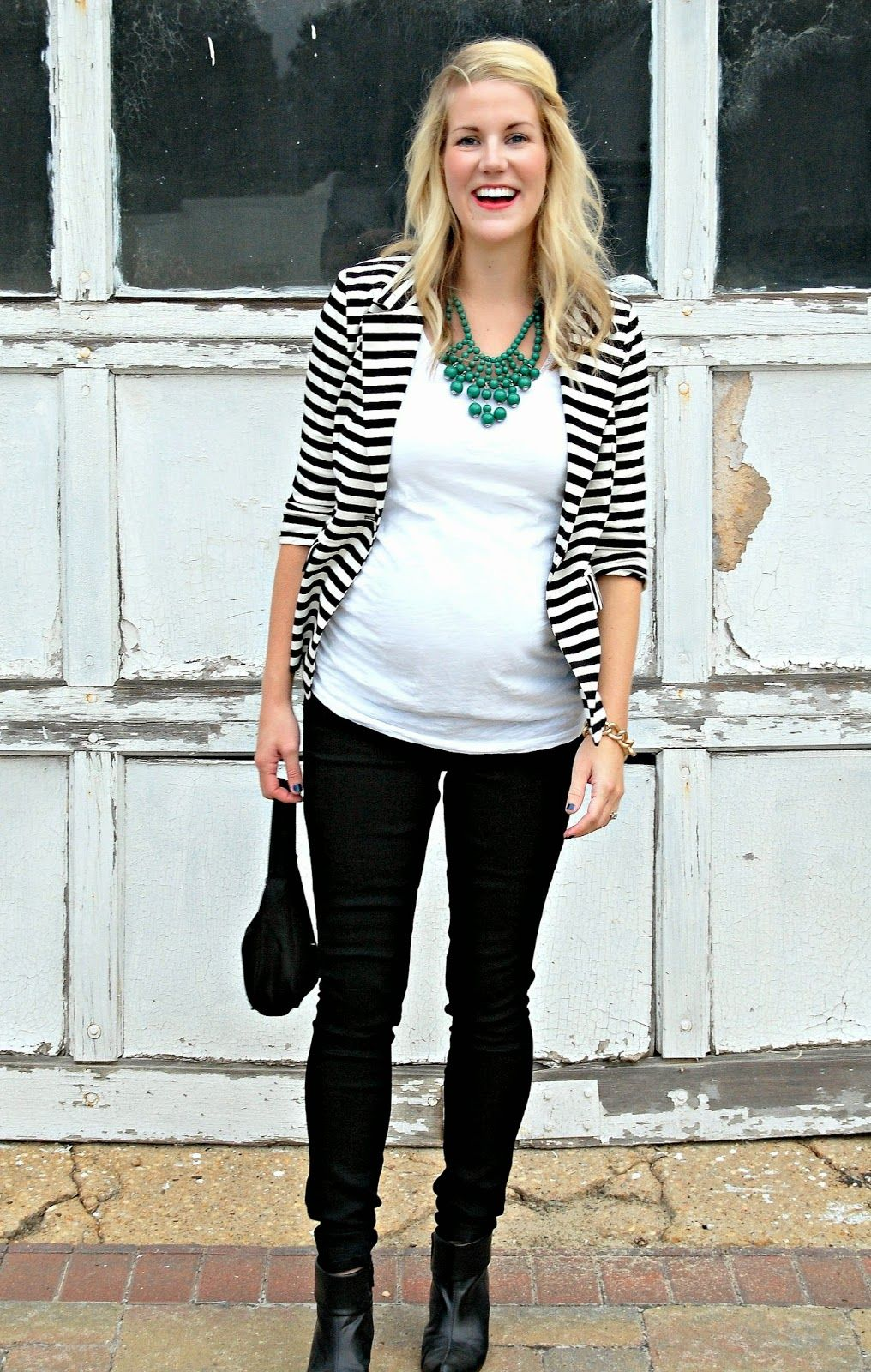 Maternity Dance Outfit