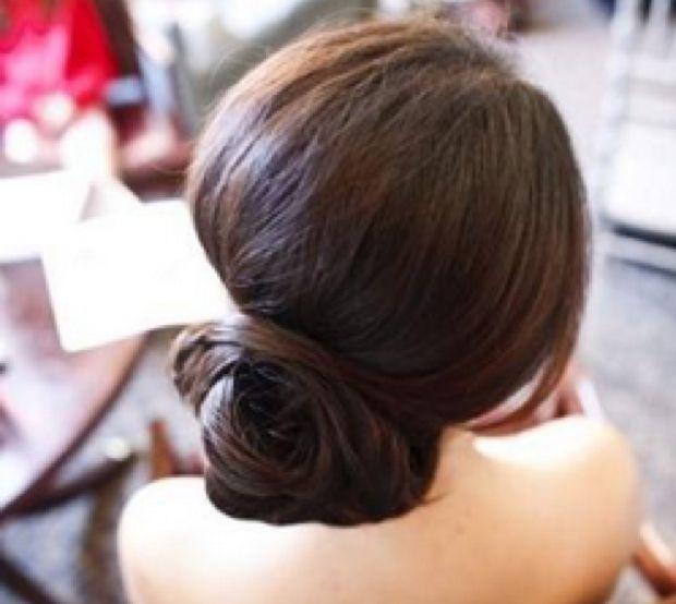 Remarkable 1000 Images About Brunette Updos On Pinterest Brunette Updo Short Hairstyles For Black Women Fulllsitofus