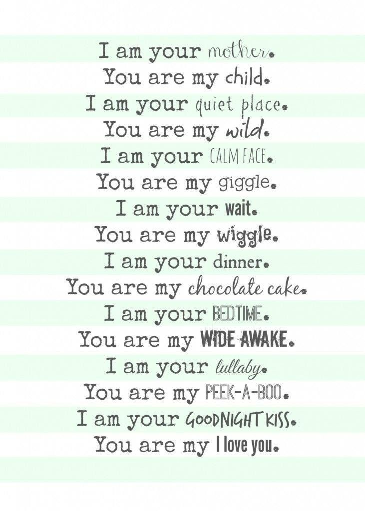 Your My Baby : Child, #Mother, #Poem, #Children, #Kids, Poems,, Quotes,, Quotes