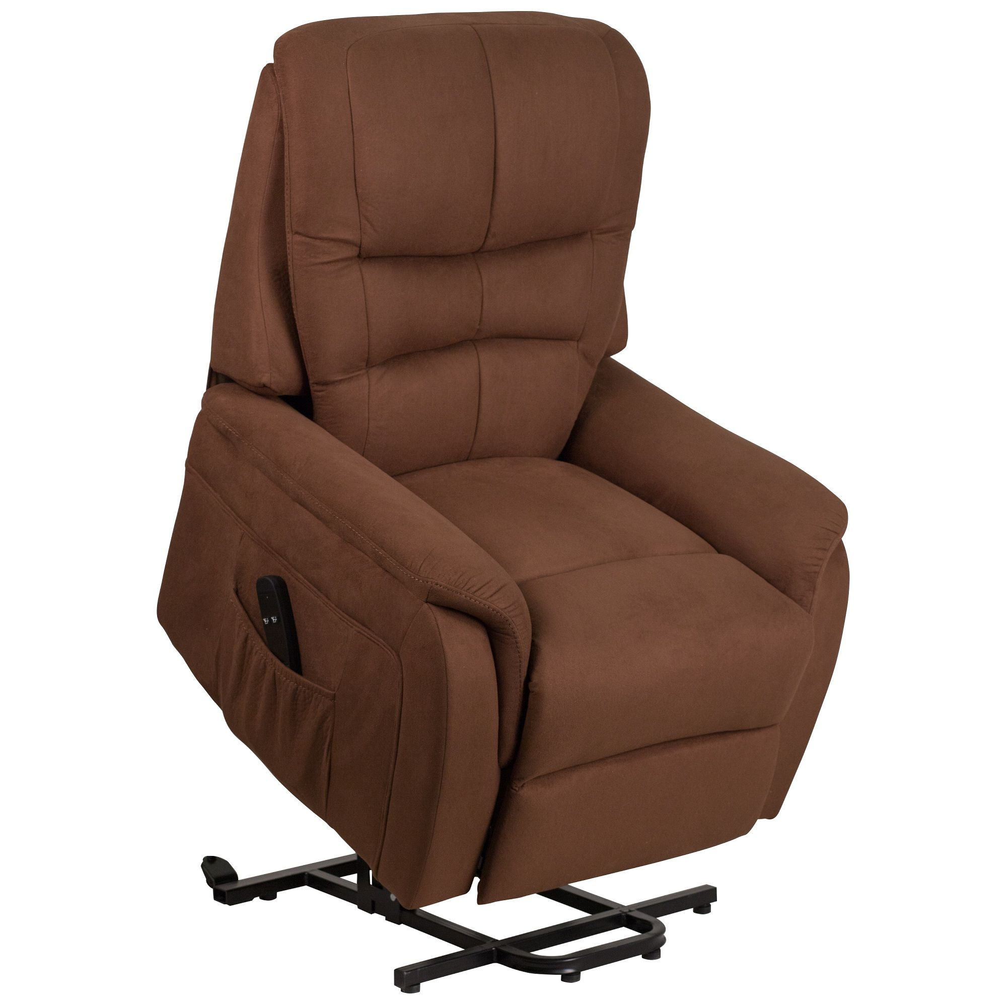 microfiber power recliner chair