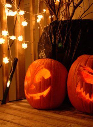 Halloween decoration ideas donna halloween Pinterest - halloween decorations indoor ideas