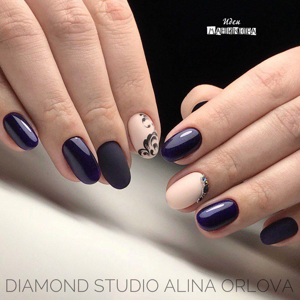 Pin by krishna gohil on nail designs in pinterest nail