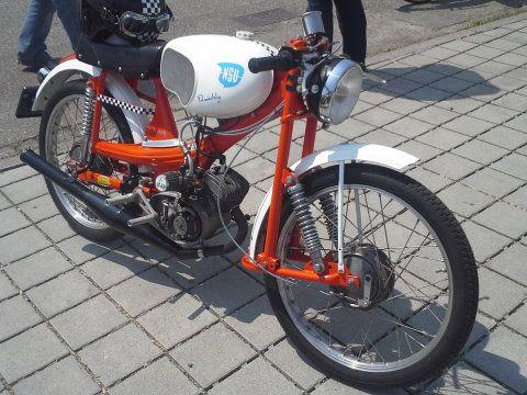 nsu quickly racer velomotera pinterest mopeds. Black Bedroom Furniture Sets. Home Design Ideas