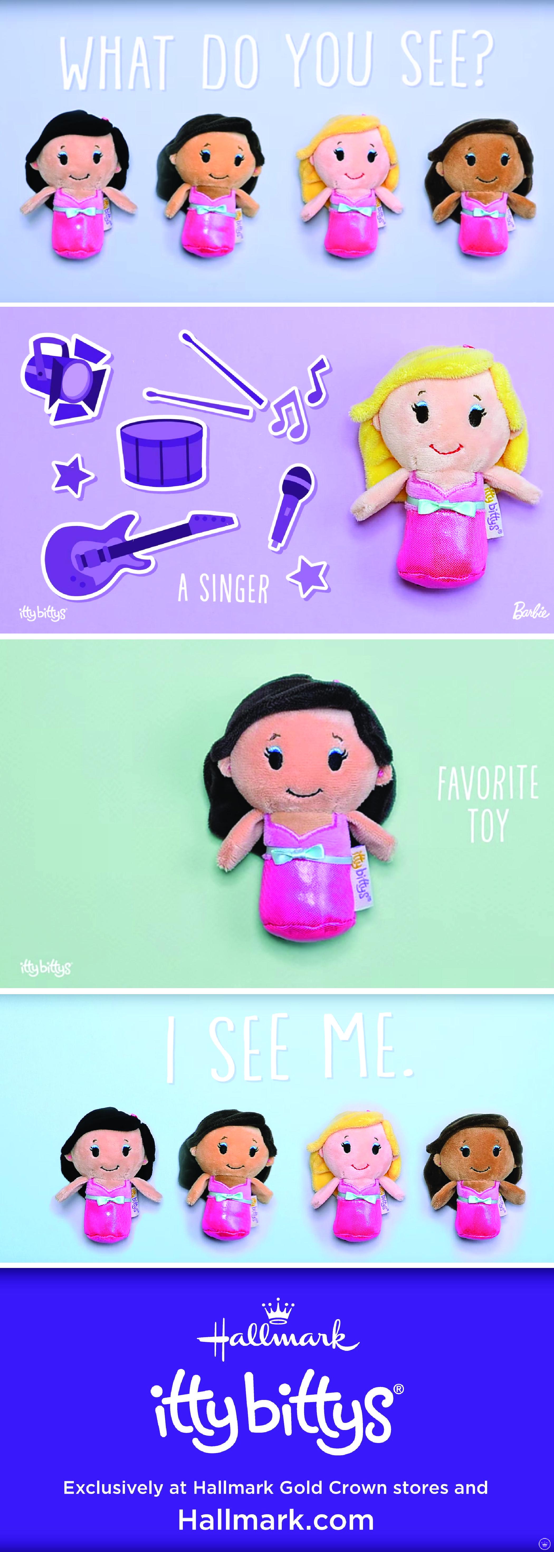 Barbie Itty Bittys Itty Bitty Itty Cute Toys