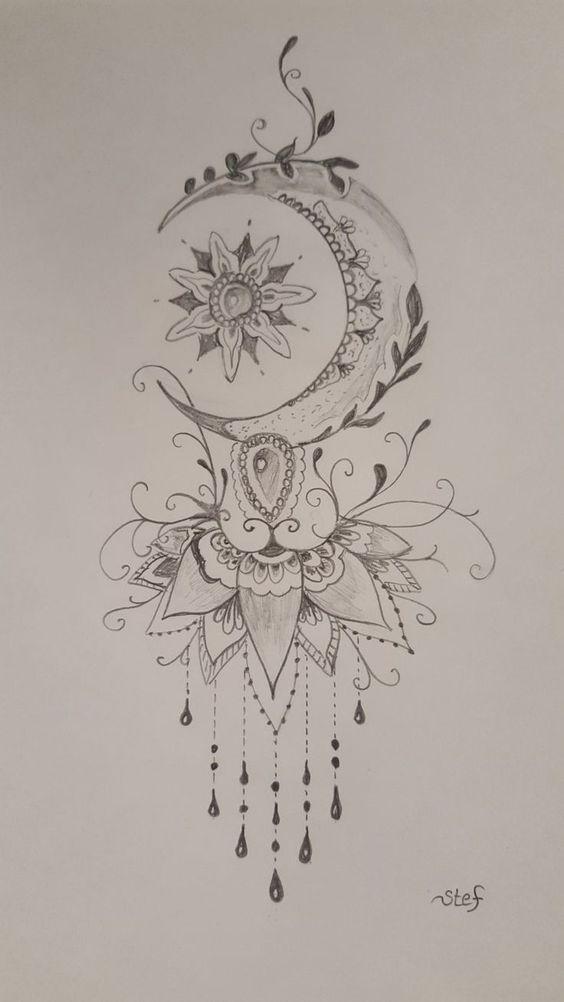 New Tattoo Mandala Vorlage 43 Ideas Mandala 7