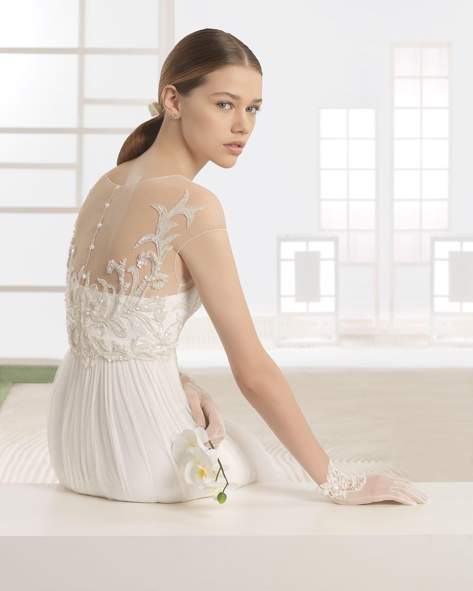 Whitney 2017 Bridal Collection Rosa Clará Soft Xxx