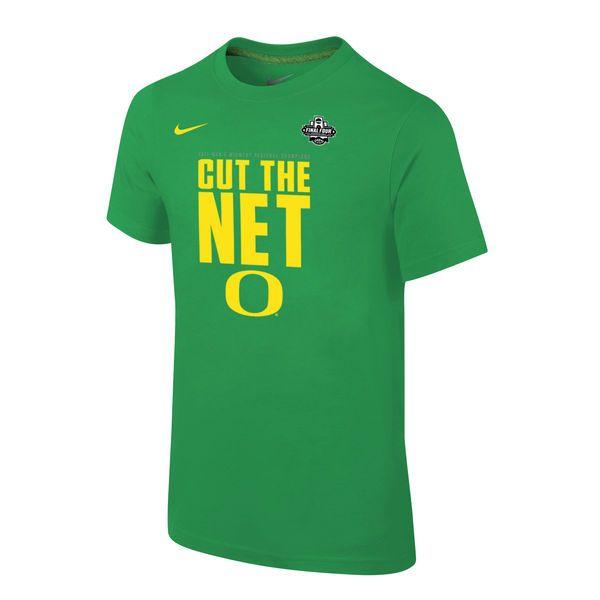 Youth Nike Kelly Green Oregon Ducks 2017 NCAA Menu0027s Basketball - t ren f r k chenschr nke