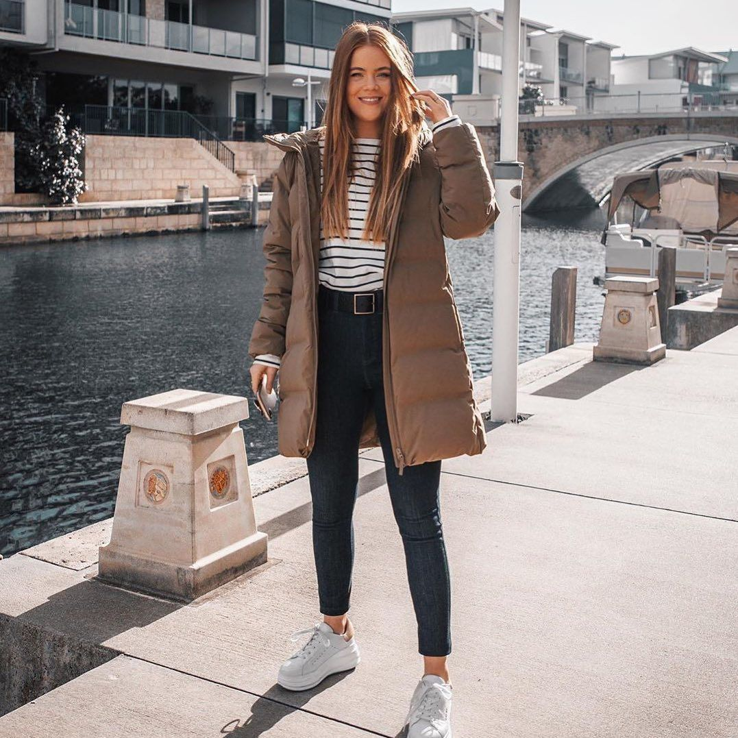 Uniqlo Australia On Instagram We Love How Lioninthewild Has Styled Her Seamless Down Short Coat With Simple D Uniqlo Jacket Outfit Short Coat Uniqlo Jackets [ 1077 x 1077 Pixel ]