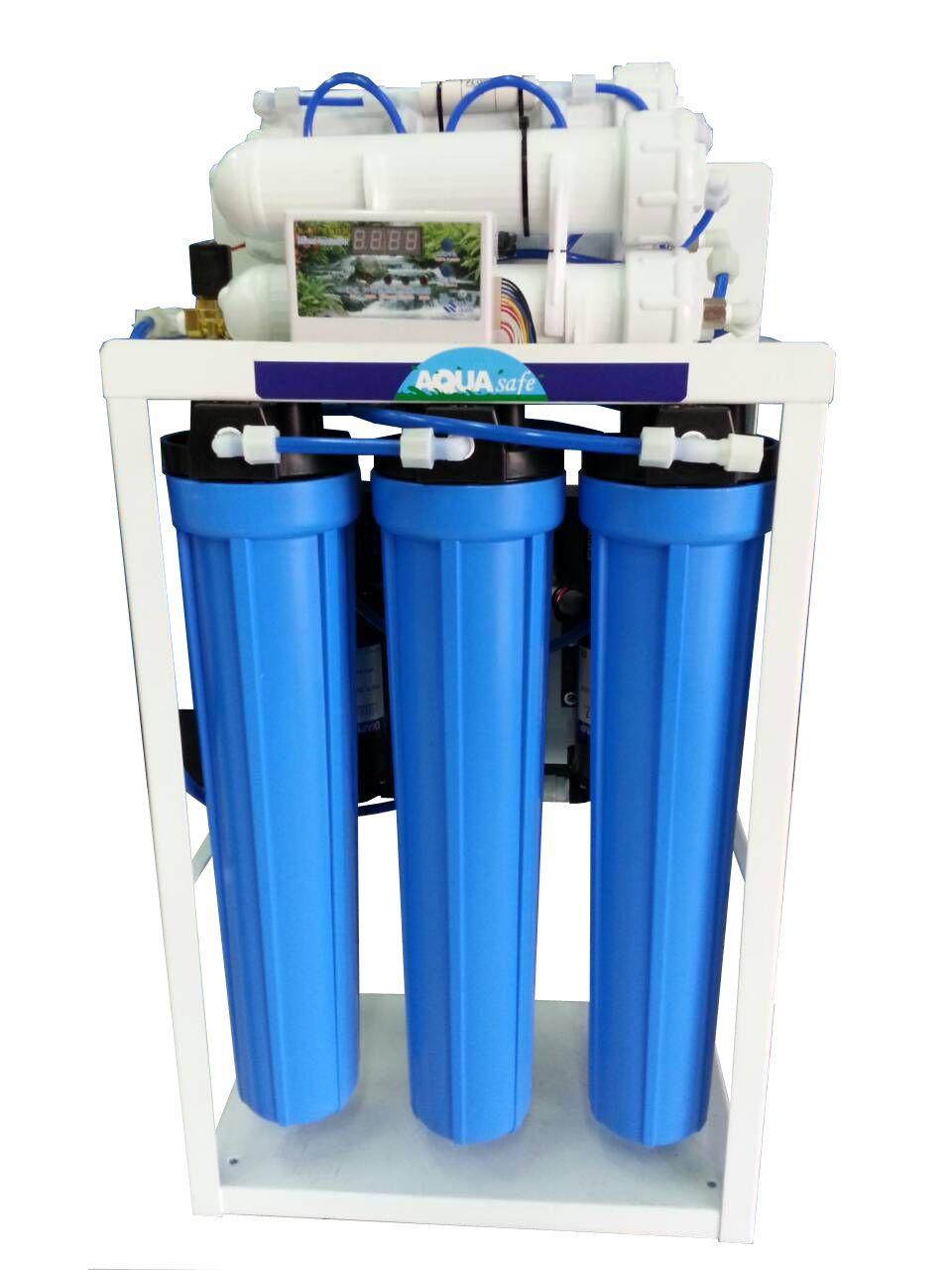 Aquasafe Am400 Gpd Reverse Osmosis Water Purification
