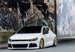 Volkswagen Scirocco Tuning Custom Wallpaper Volkswagen Scirocco
