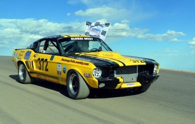 Mean Mustangs of the 2014 Pikes Peak International Hill Climb