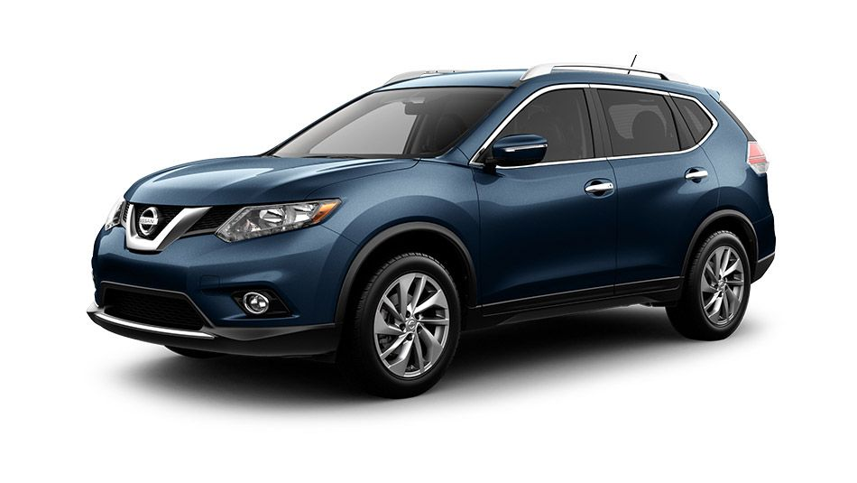 2015 Nissan Rogue Small Screen Small Interior Not Anything