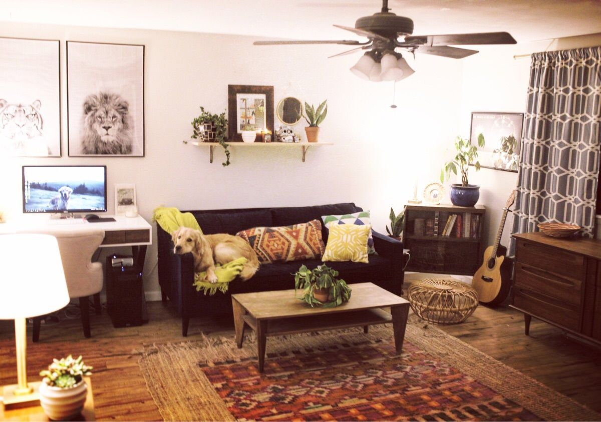 My Mostly Thrifted Living Room Syracuse Ny In 2019