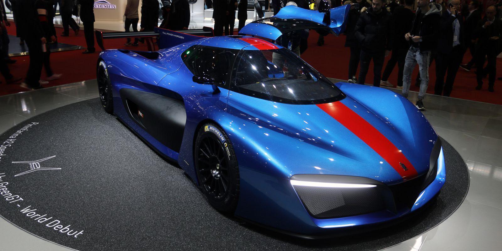 Pininfarina Is Relaunching As A High End Electric Car Brand