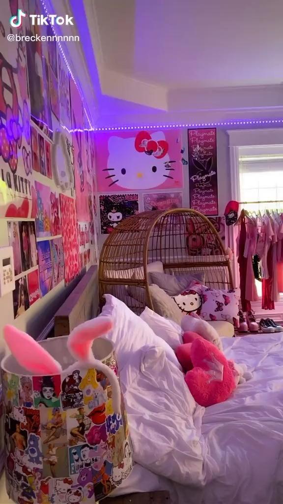 Photo of Hello kitty room ?