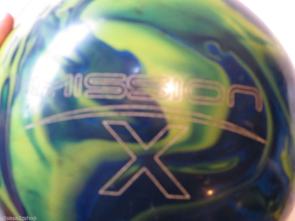 Bowling Ball 15lb Ebonite Mission X Drilled 15 Lb Fingertips Ebonite Bowling Ball Drill Bowling